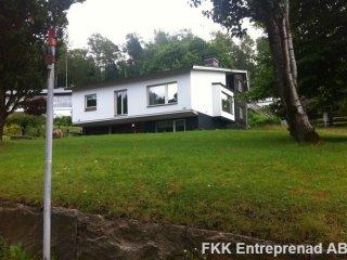 Borås - Fasadputs på tegel