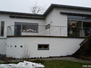 Västra Frölunda - Renoverad enstegstätad fasad