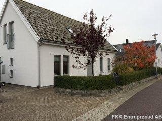 Löddeköpinge - Renoverad enstegsfasad