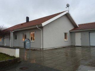 Staffanstorp - Renov. Enstegsfasad