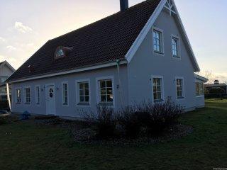 Ängelholm - Renovering av enstegstätad fasad