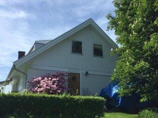 Onsala - putsad fasad