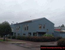 Karlstad - renoveringsobjekt enstegstätad fasad