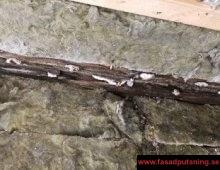 Rötskada - fasadrenovering behövs